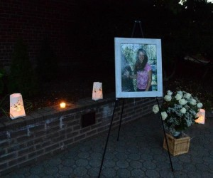 Candlelight Vigil for Emily